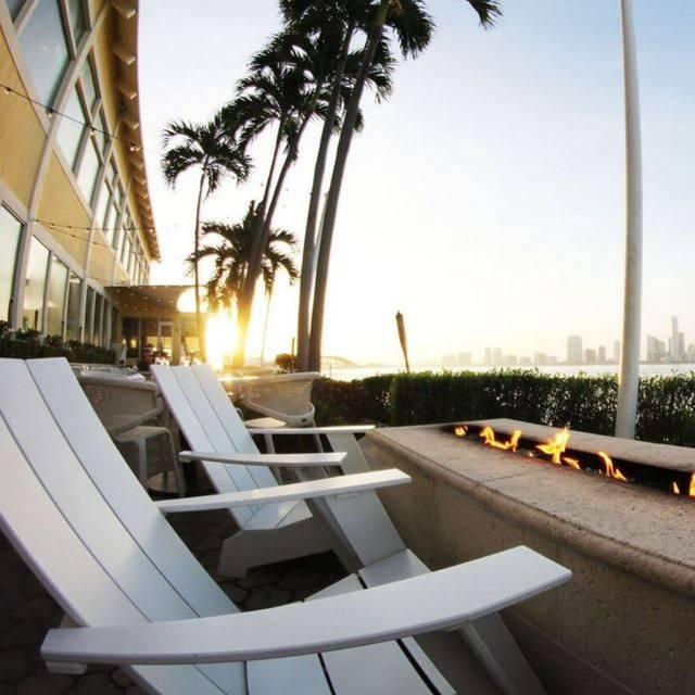 Rusty Pelican - Miami, Key Biscayne, FL