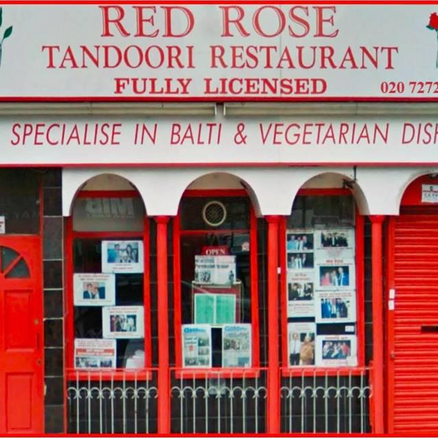 Red Rose Tandoori, London