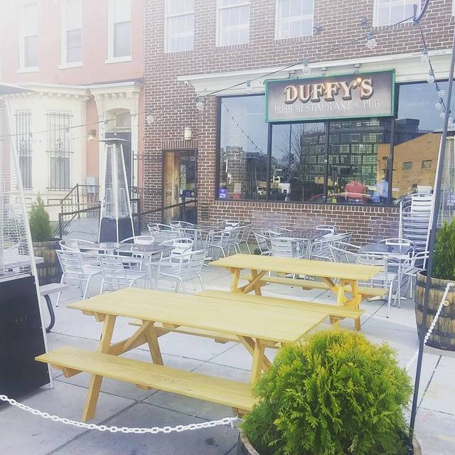 Duffy's Patio - Duffy's Irish Pub, Washington, DC