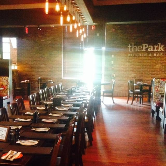 The park kitchen bar calgary ab opentable for Best private dining rooms calgary