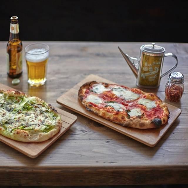 California Pizza Kitchen Walnut Creek: 54 Mint Forno Italiano Restaurant