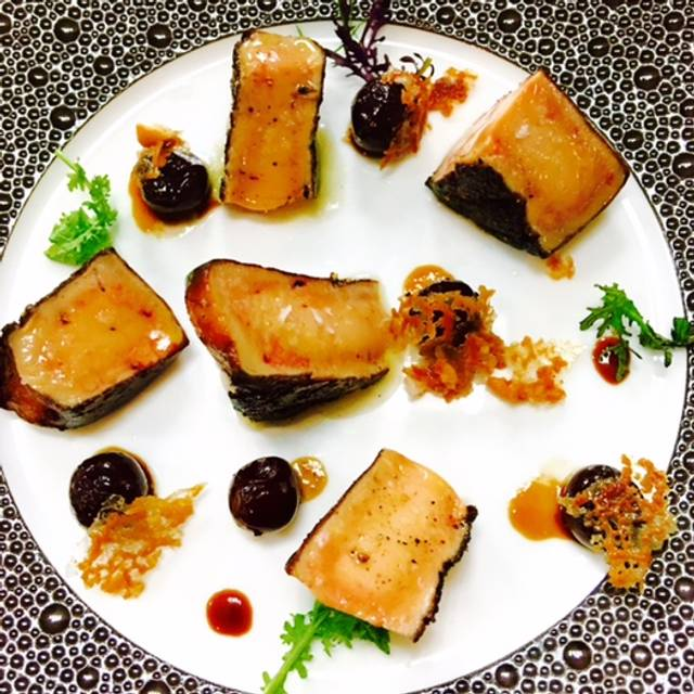 Seared Foie Gras - Petrossian - New York, New York, NY