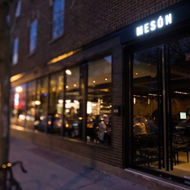 Mesón Restaurant Général Espagnol, Montréal, QC