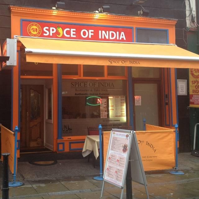Spice of India - South William Street, Dublin, Co. Dublin