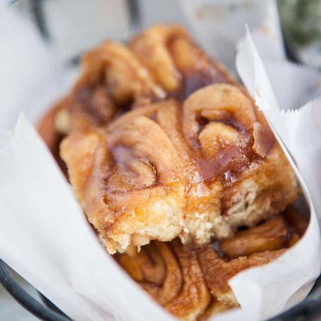 Sticky buns - El Chorro, Paradise Valley, AZ