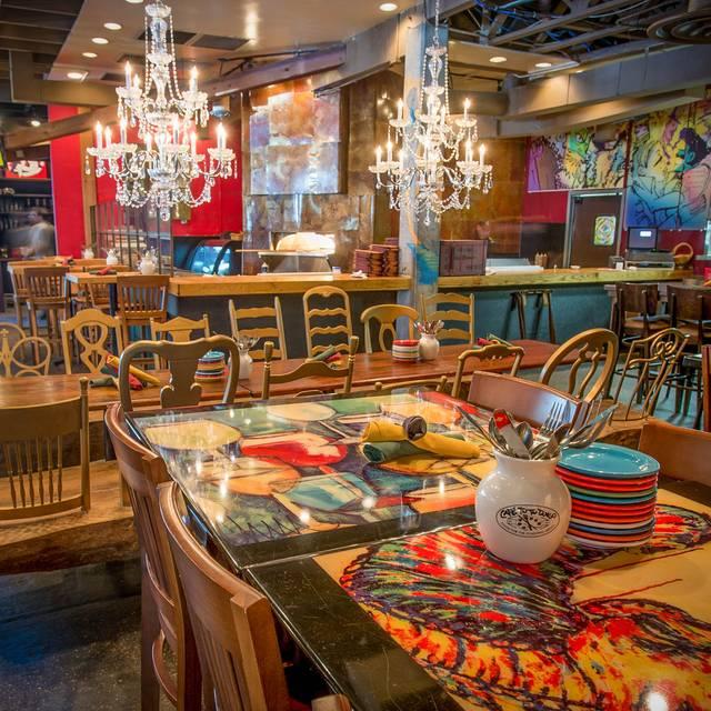 Cafe Tutu Tango - Cafe Tu Tu Tango - Orlando, Orlando, FL
