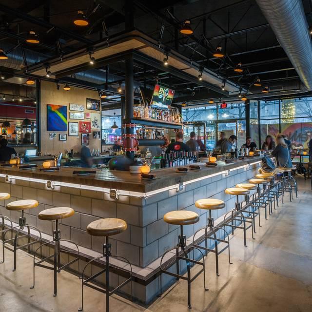 P-bar Gorankosanovic - Palette 22, Arlington, VA