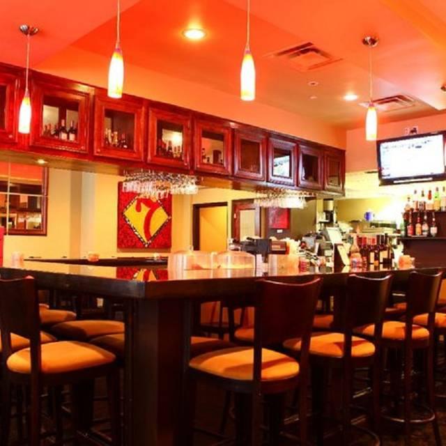 Table - Table 7 Bistro, Houston, TX