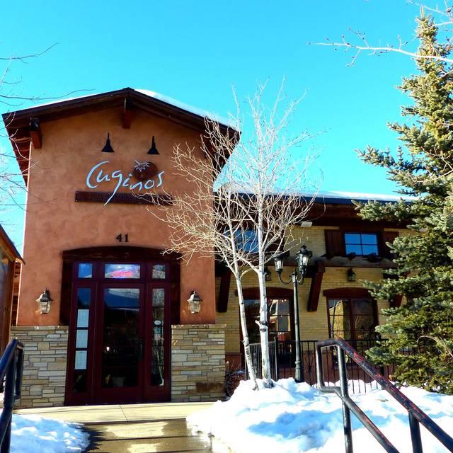 Cuginos - Cugino's Pizzeria & Italian Restaurant, Steamboat Springs, CO