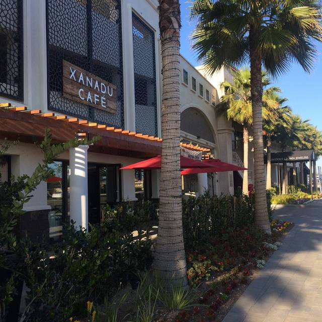Xanadu Cafe Newport Beach