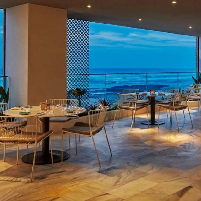 Bleu at Four Seasons Hotel Casablanca - Casablanca, | OpenTable