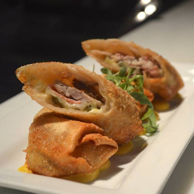Egg Roll - Gale Motor Co. Eatery, Manchester, NH