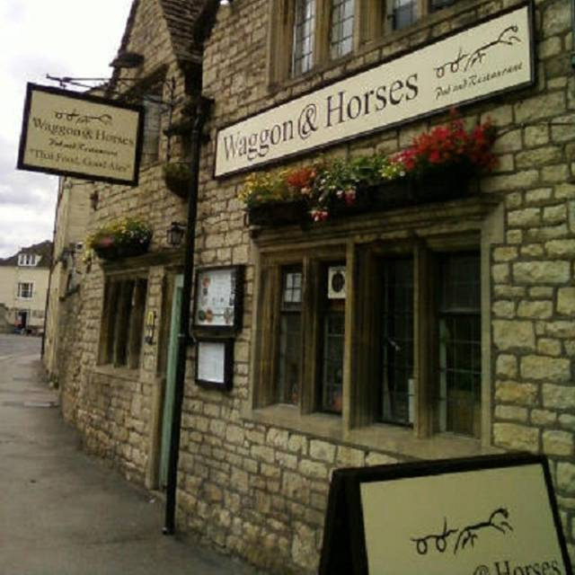 Waggon & Horses, Cirencester, Gloucestershire