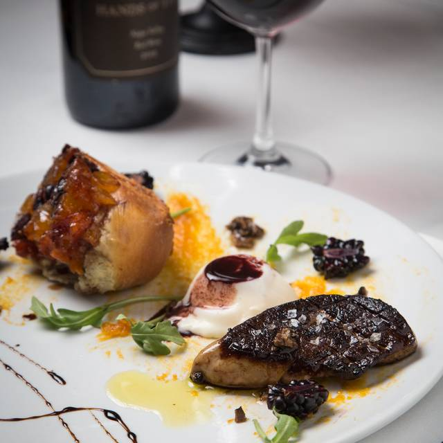 Fois Gras  - Michael's On The Alley, Charleston, SC
