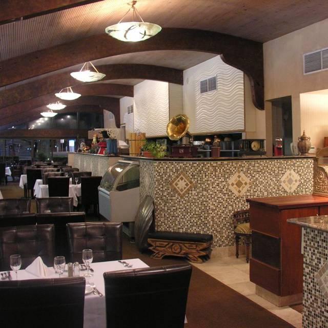 Il Pescatore Restaurant, Oakland, CA