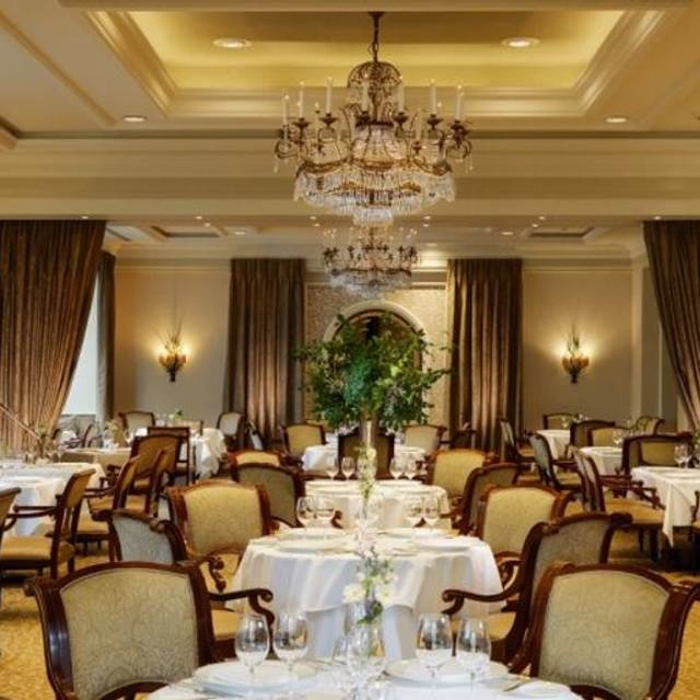 Seasons Restaurant at the Intercontinental Dublin, Ballsbridge, Co. Dublin