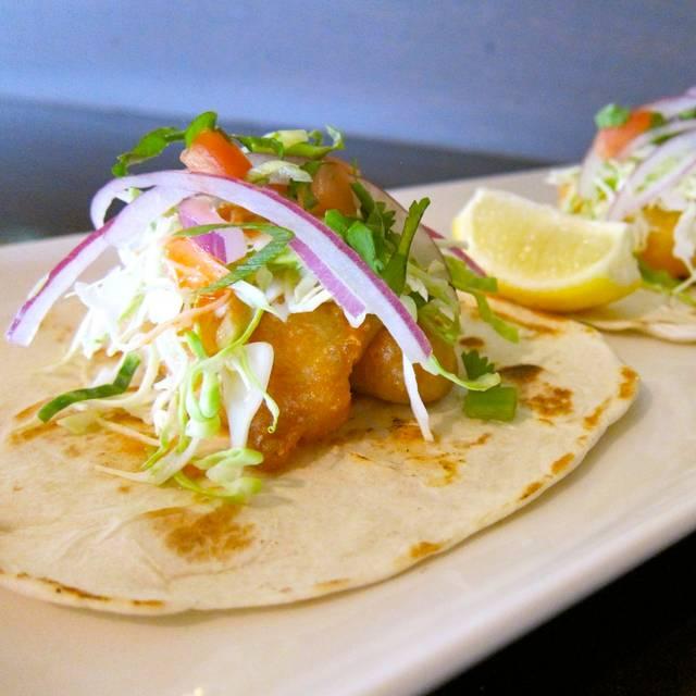 Fish Tacos - fadó Irish Pub & Restaurant - Chicago, Chicago, IL
