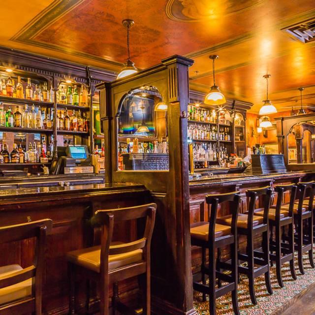 Upstairs Bar - fadó Irish Pub & Restaurant - Chicago, Chicago, IL