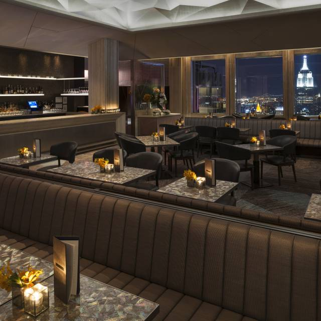 Rainbow Room: Bar SixtyFive At Rainbow Room Restaurant
