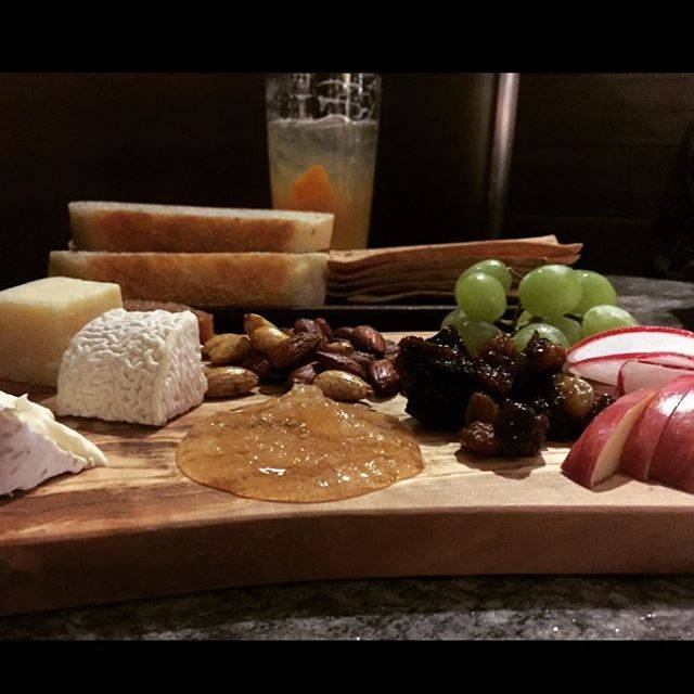 Cheese Plate - Eclipse Kitchen and Bar, San Francisco, CA