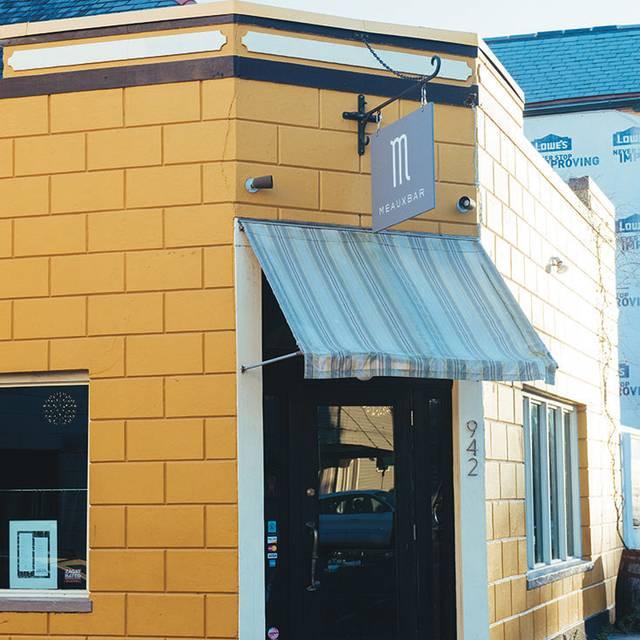 Meauxbar Bistro, New Orleans, LA