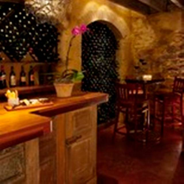 Wine Cellar Bar With Wine - Lambertville Station, Lambertville, NJ