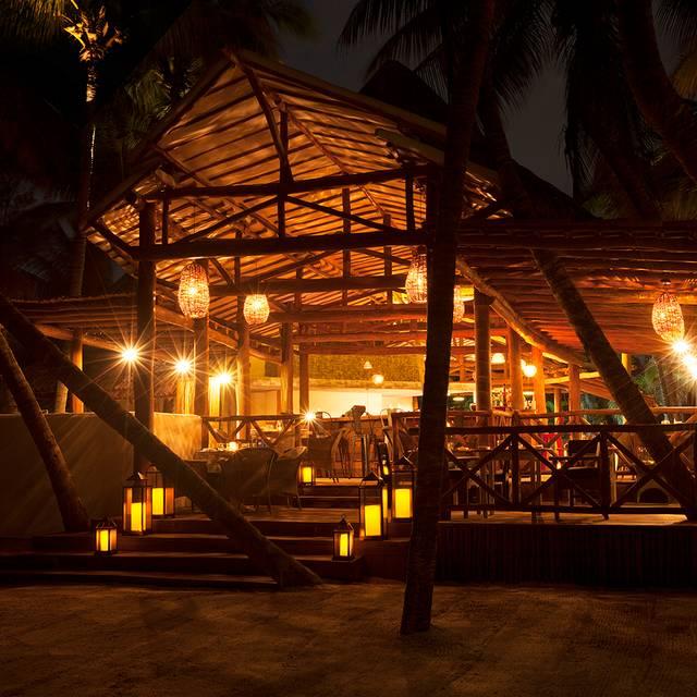 Fuego Night - Fuego Restaurante y Cantina @ Mahekal, Playa del Carmen, ROO
