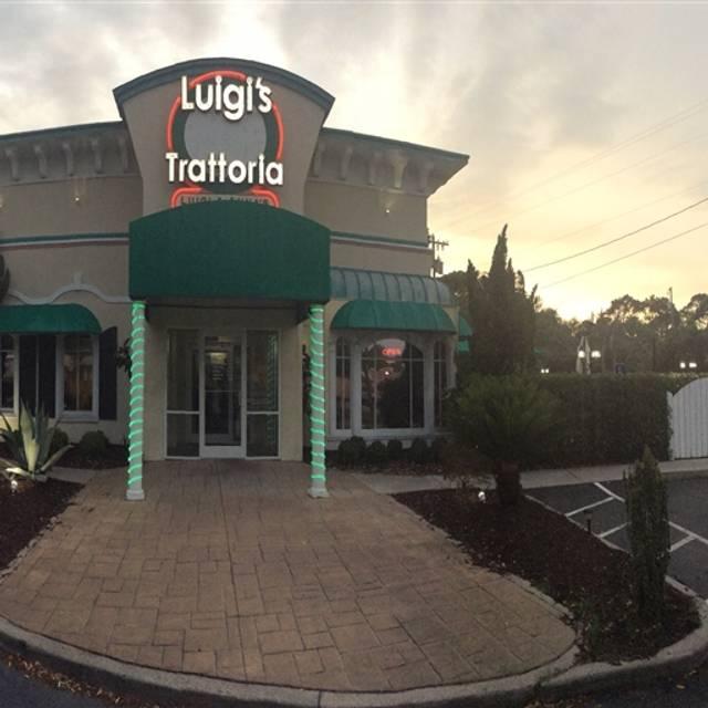 Luigi's Trattoria, Myrtle Beach, SC