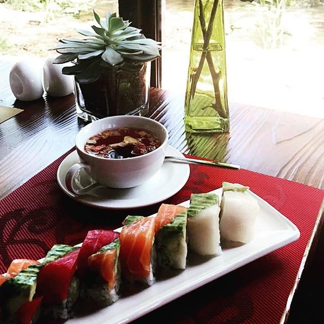 Koi Asian - Koi Asian Bistro, Greenville, SC