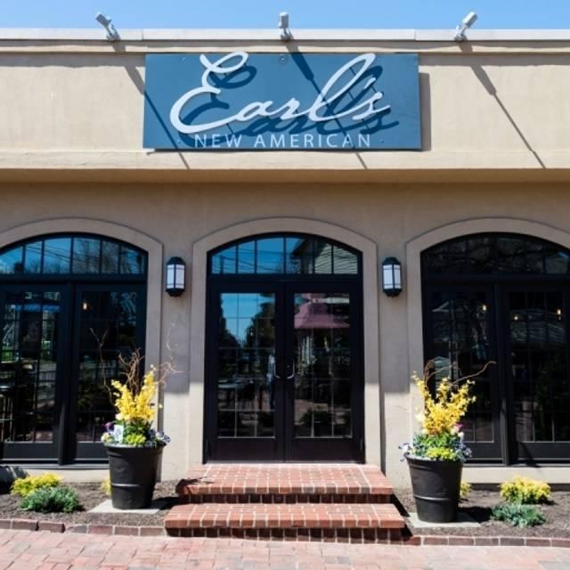 Earl's New American, Lahaska, PA
