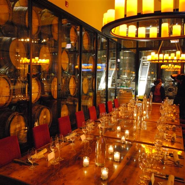 City Winery Atlanta Barrel Room & Restaurant, Atlanta, GA