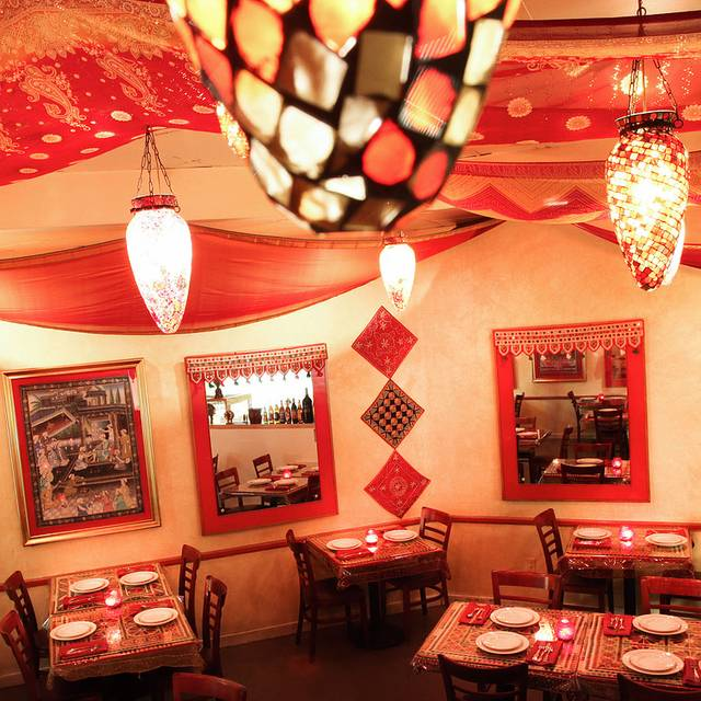 All India Cafe, Los Angeles, CA