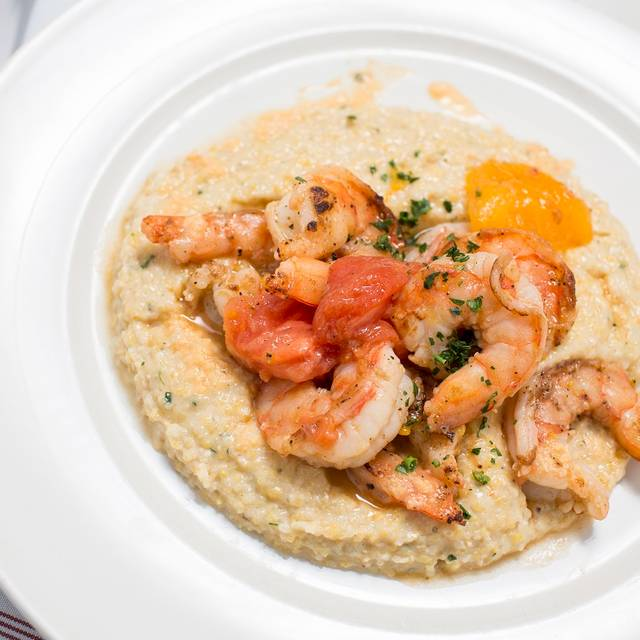 Shrimp & Grits - Parker's on Ponce, Decatur, GA