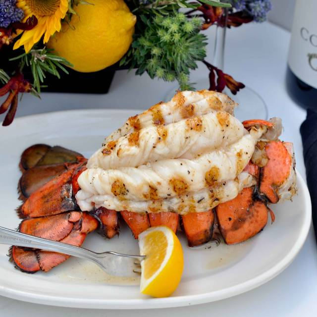 Grilled Lobster Tail - Parker's on Ponce, Decatur, GA