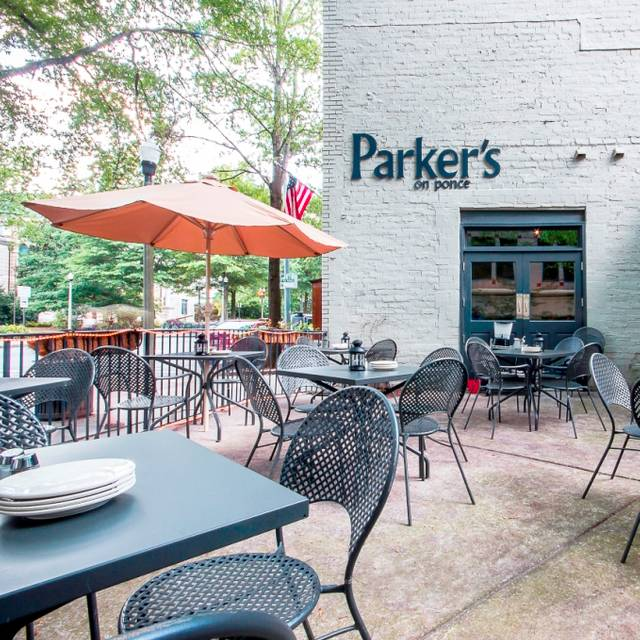 Streetside Patio - Parker's on Ponce, Decatur, GA