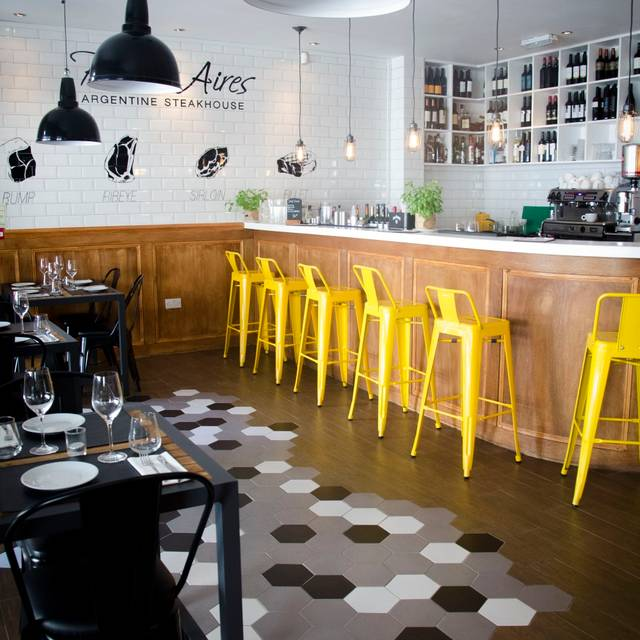 Buenos Aires Argentine Steakhouse - Horsham, Horsham, West Sussex