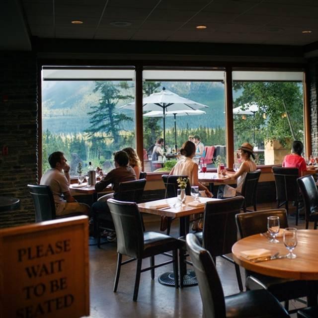 Juniper Bistro - The Juniper Hotel, Banff, AB