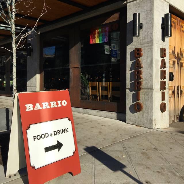 Barrio - Capitol Hill, Seattle, WA
