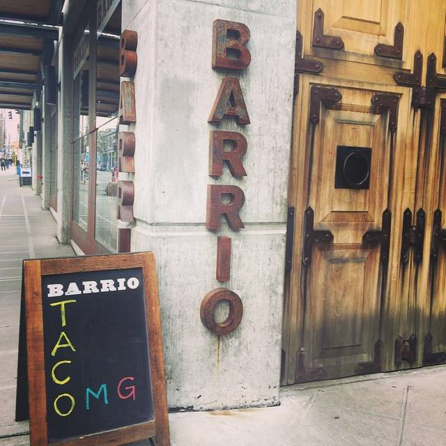 Barrio - Capitol Hill, Seattle, WA