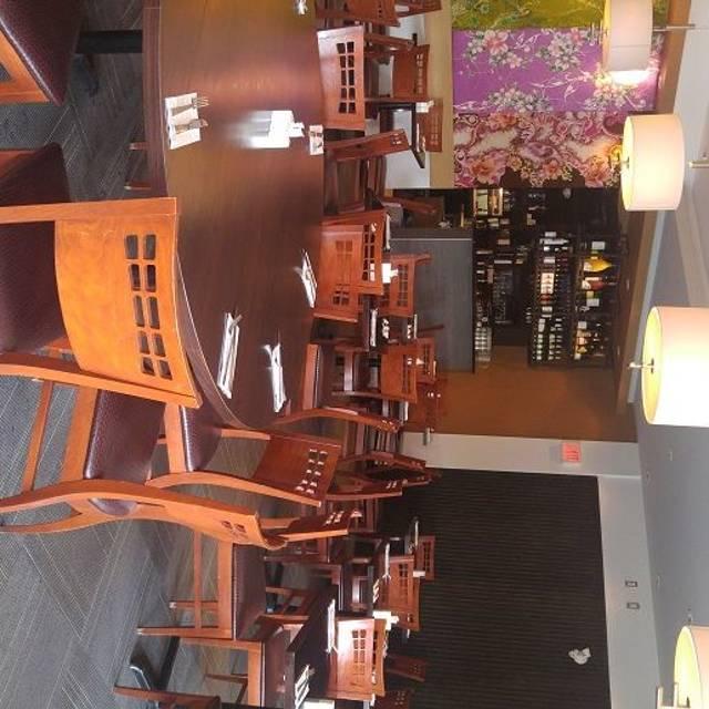 Lazia Interior - Lazia Asian Kitchen, Edmonton, AB