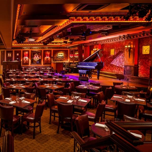 Feinstein's/54 Below, New York, NY