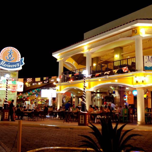 Exterior - Marinero's, Cancún, ROO