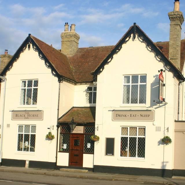 The Black Horse Inn, Cambridge, Cambridgeshire