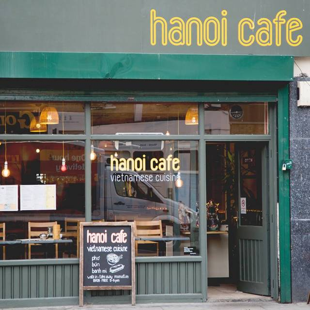 Hanoi Café, London