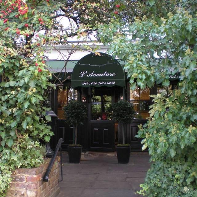 L'Aventure - L'Aventure, London