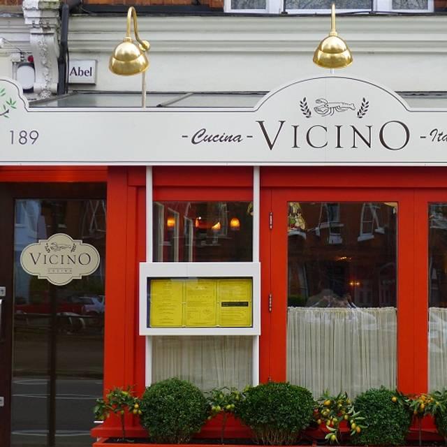 Vicino - London,   OpenTable