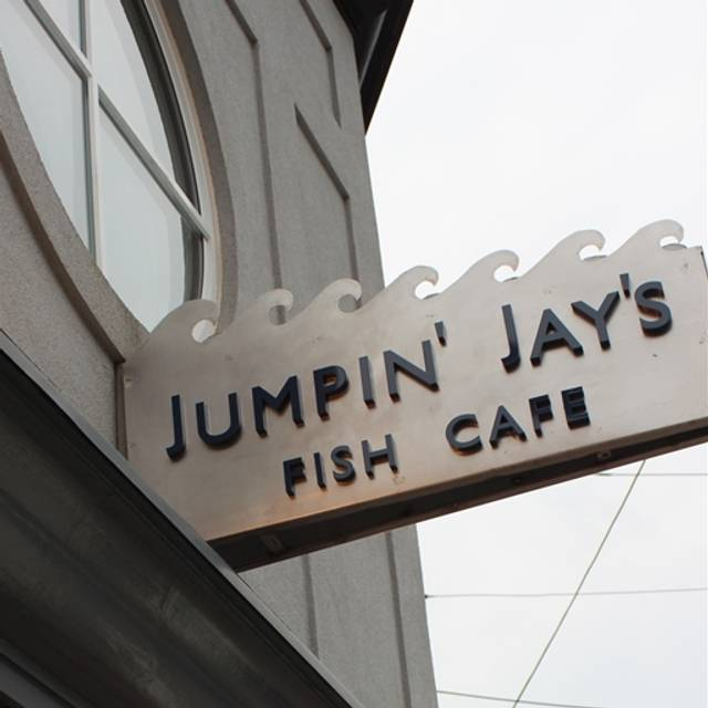 Jumpin Jays Fish Cafe, Portsmouth, NH