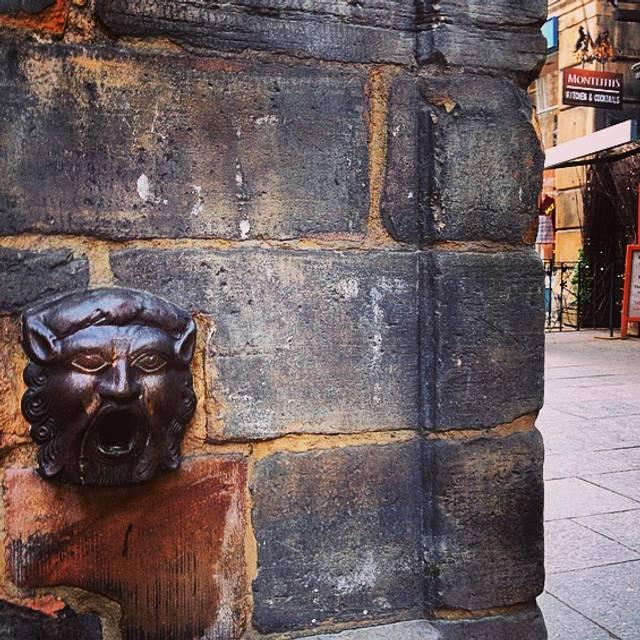 Monteiths, Edinburgh