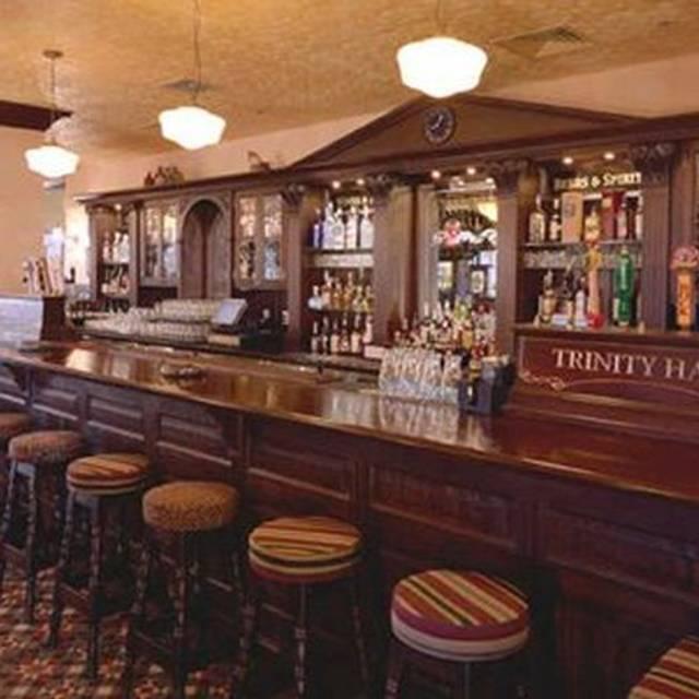 trinity hall irish pub restaurant