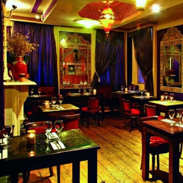 El Bahia Moroccan Restaurant, Dublin, Co. Dublin